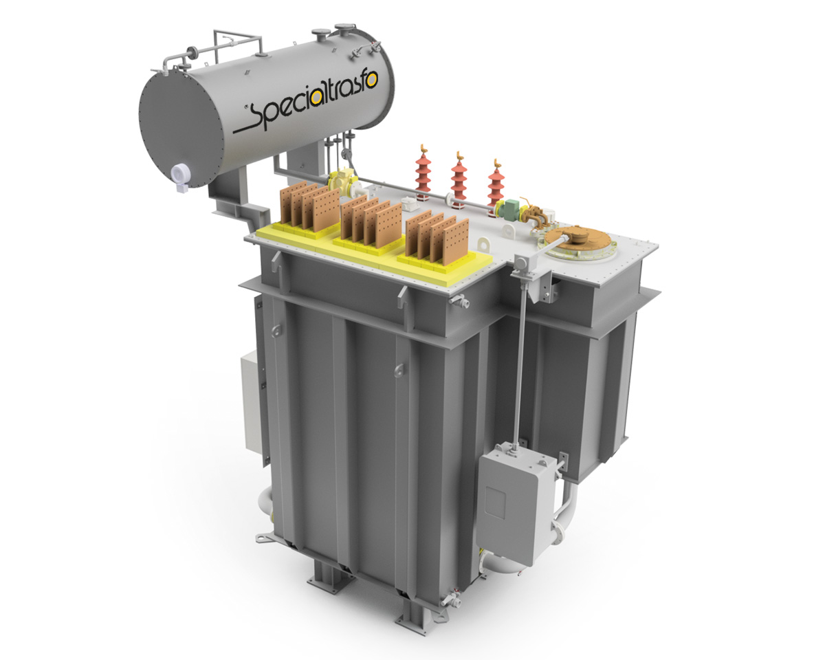 Furnace Transformers for LF and EAF application